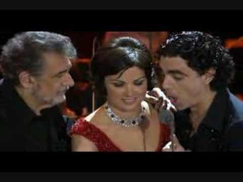 Dein ist mein ganzes Herz (Domingo,Netrebko,Villazon)